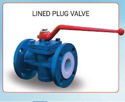 PTFE Lined Plug Valve