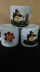 Multicolor Mug Printing Service