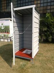 Modular Steel Toilet