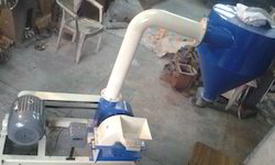 Three Phase Hammer Mill Pulverizer, for Industrial, Commercial
