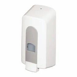 Orchids Plastic Body Soap Dispenser, For Bathroom, Packaging Type: Box