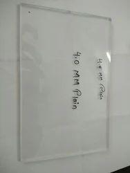 Saint Gobain Transparent Clear Glass, Size: 3.5, 4, 5 Mm