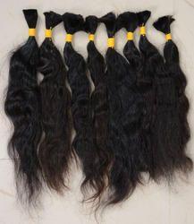 Unprocessed Bulk Human Hair