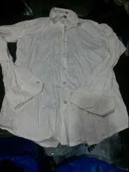 White Wrinkle Free Shirt