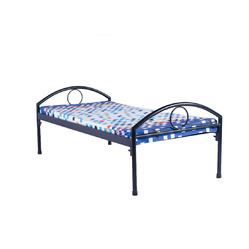new product 81f6e 1b4bf Simple Frame Wrought Iron Bed