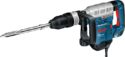 Bosch Gsh 500 Professional Demolition Hammer Weighing 5.5 Kg With 6, 8 J Impact Energy And 2750 Bpm Impact Rate
