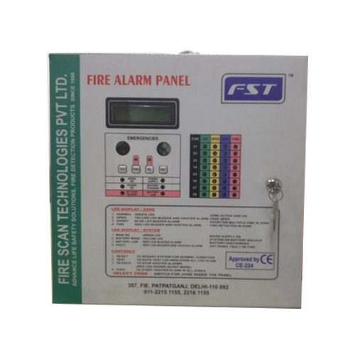 fst fire alarm panel at rs 3200 piece s fire alarm panel fire rh indiamart com VIP Security System RS3200 Plus Manual