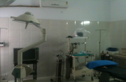 Well Equipped Operation Theater