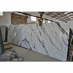 White Black Bidasar Marble
