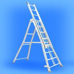 Aluminium Self Support Extension Ladder