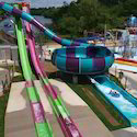 Pool Frp(fibre Reenforced Plastic) Turbo Cyclone Water Ride
