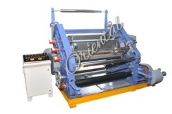 Oblique Type High Speed Bearing Mounted Corrugation Machine