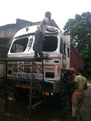 Bus Body Repair Services, Truck Body Repair in India