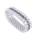 Ultra Light Gwyneth 925 Sterling Silver Ring