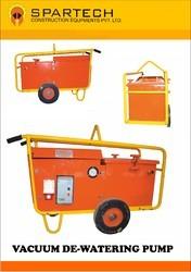 Automatic Vacuum Dewatering Pump