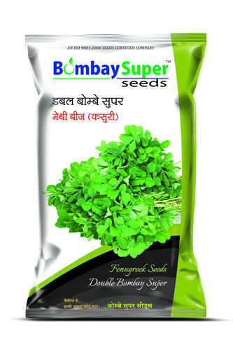 Double Bombay Super Methi Seeds