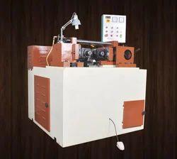 Semi Automatic Hydraulic Circular Thread Rolling Machine