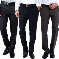 Regular Fit Mens Trouser