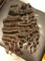 Raw Hair From Temple Natural Black And Brown