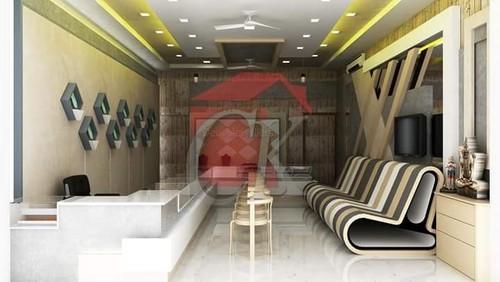 Jewellery Showroom Or Shop Interior Design in Ram Ganj Corner, Moga ...