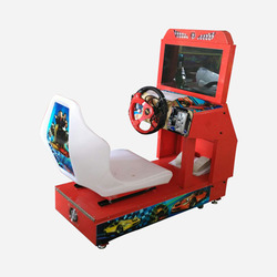 22 Inch Out Runner Car Mini Video Game