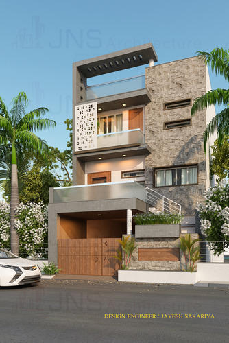 3d 2d services 3d residential service provider from rajkot for Home design 3d gratis italiano