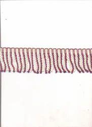 Curtain Jhalar Lace
