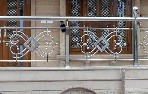 Stainless Steel Designer Balcony At Rs 750 Feet Stainless Steel