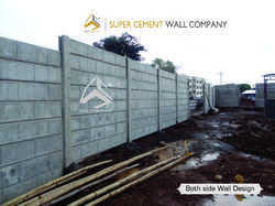 Concrete Precast Wall Compound