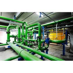Cooling Water Piping Installation Service