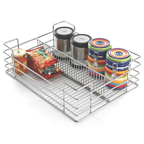 Beau SS Kitchen Basket