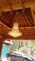 Crystal Chandelier For Porch