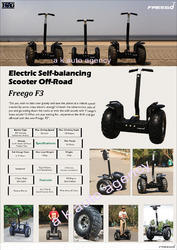 Freego Self Balancing Electric Scooter 48 Volt - F3