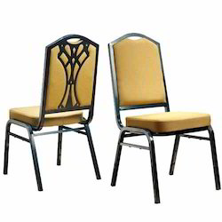 Banquet Chair With Back Design