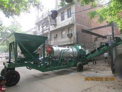 Mobile Asphalt Road Machinery