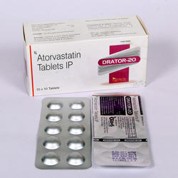 Atorvastatin 20mg Tablet