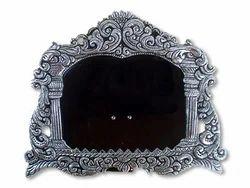 White Metal Photo Frames