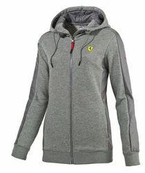 SF Womens Sweat Jacket
