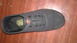 Black Both School Shoes