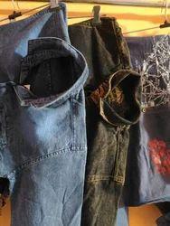 Plain Full Sleeves Denim Shirt, Size: XL