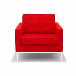 Single Seater Reception Sofa