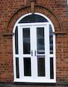 UPVC Arched Doors