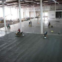 Commercial Building And Health Care Center Floor Screeding Services