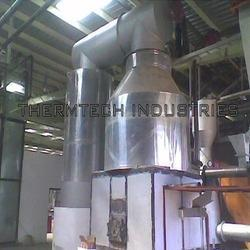Solid Fuel Fired FBC Hot Water Generator