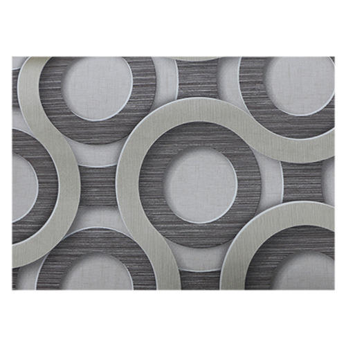 3D Circle Wallpaper At Rs 2200 Roll