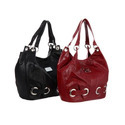 Party Wear Leather Ladies Handbag