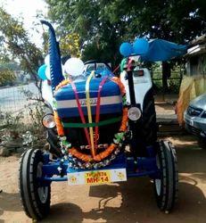 Agean Blue Balwan 500, 50 Hp Tractor
