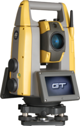 One Man Total Station