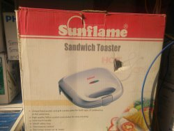 Sunflame Sandwich Toaster