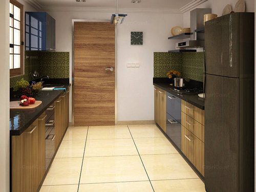 Superior Modular Kitchen Designs   Straight Modular Kitchen Design Manufacturer From  Mumbai Part 26
